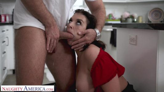 Ivy LeBelle finds her Big Cock Hero